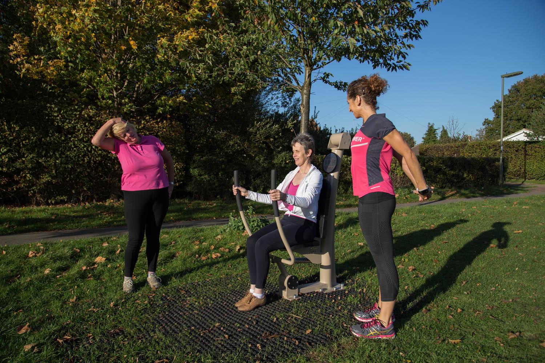 Kingston Road – Urbanix Outdoor Gym
