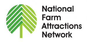 National Farm Attractions Network rectangular logo graphic