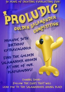 Golden Salamander Competition