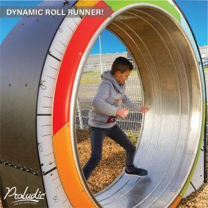 Dynamic Roll Runner
