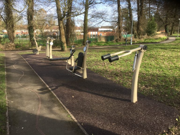 Leamington Spa – Outdoor Gym