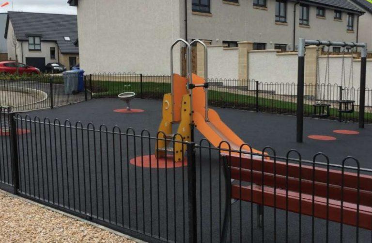 Bellshill Road – Springfield Housing Play Park