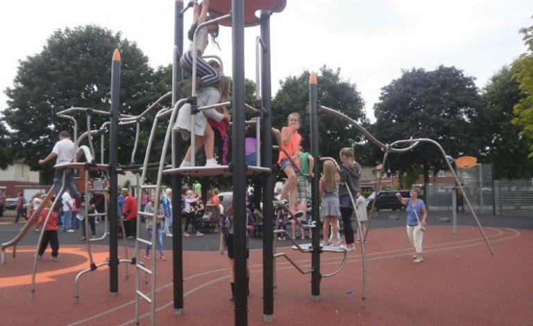 Mary Street Play Area