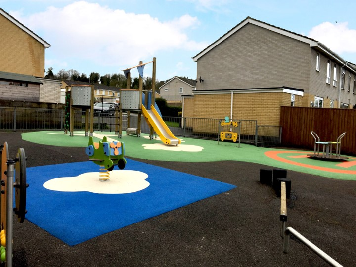 Bury Hill Play Area