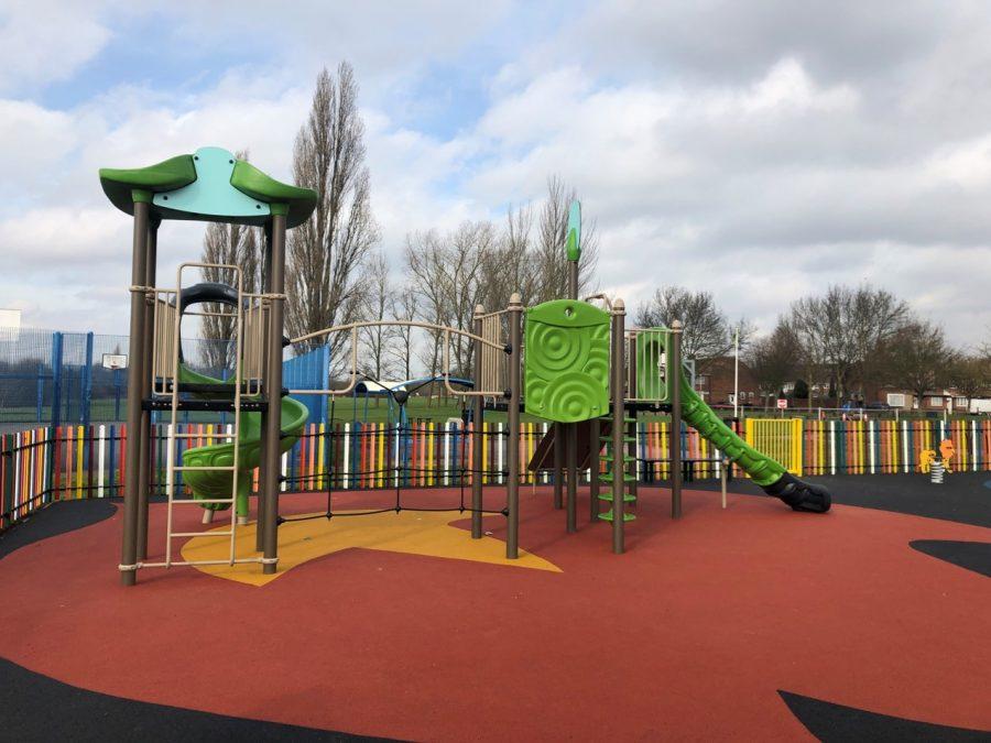 Greenway Open Space, Hillingdon