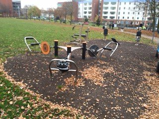 Knowsley Borough Council – King George V Park