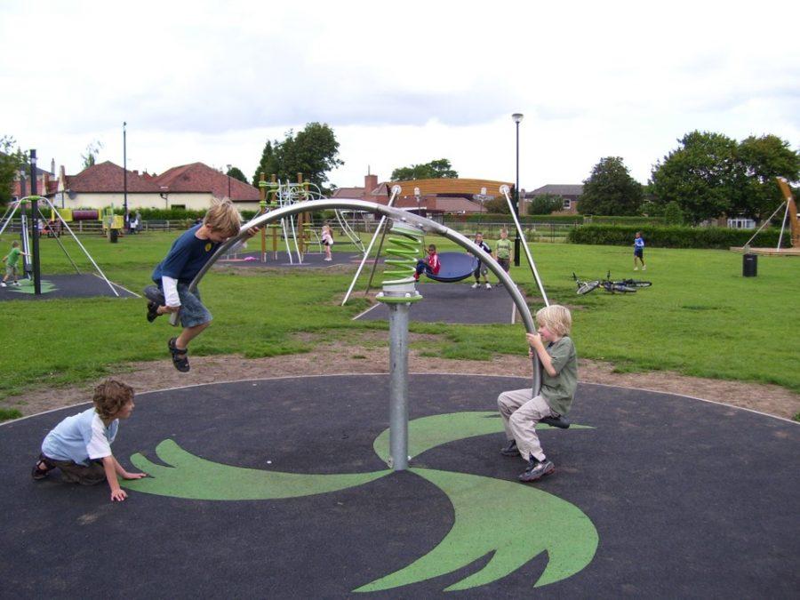 Memorial Park, Sowerby