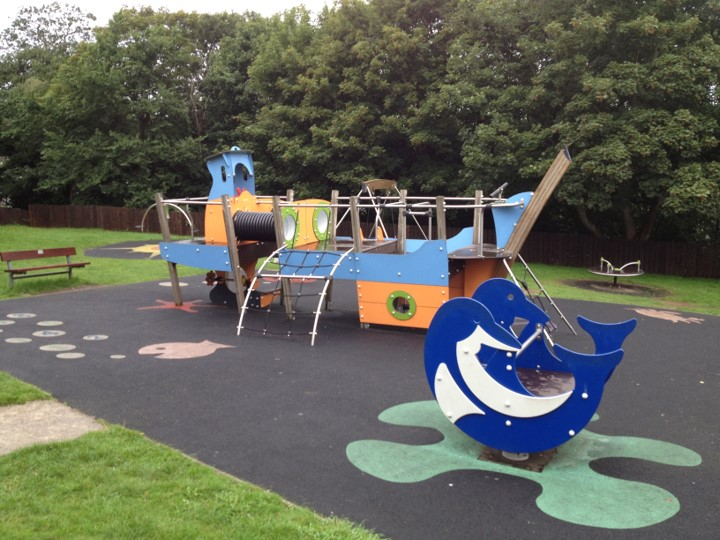 Lawns Play Area