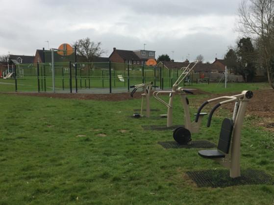 Stoke Hammond Outdoor Gym