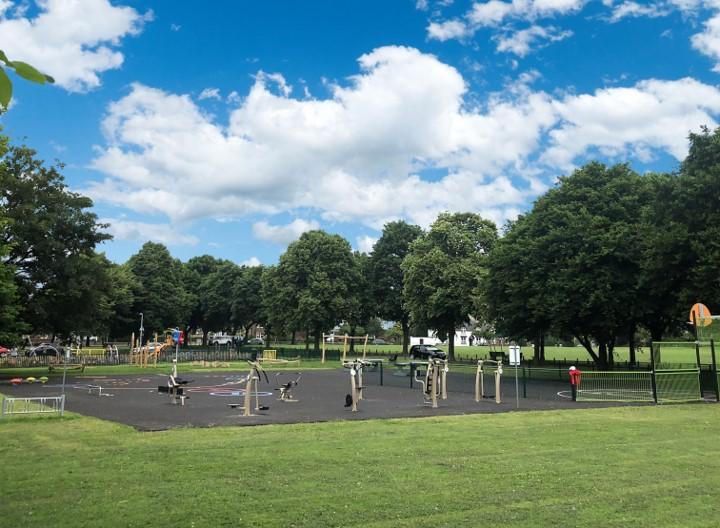 Village Green Play Area & Gym