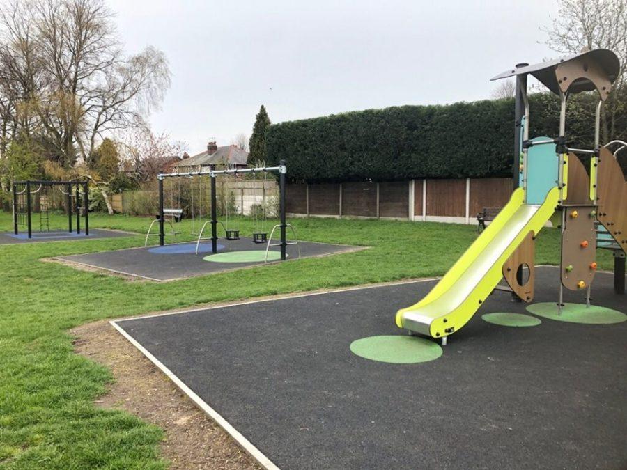 Jubilee Play Area