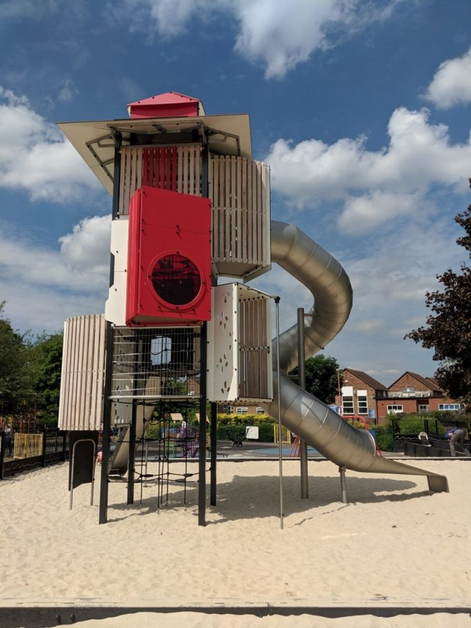 Victoria Park Bespoke Play Tower