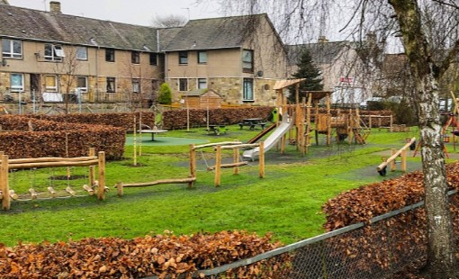 Ceres Play Area
