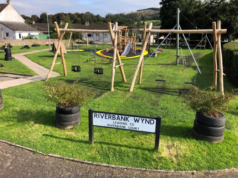 Riverbank Wynd Play Area